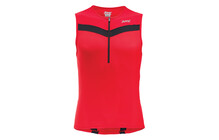 Zoot Men's Active Tri Mesh Tank zoot red/black